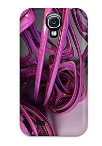 Snap-on Digital Art Case Cover Skin Compatible With Galaxy S4