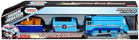 (日本未発売?!) TRACK MASTER きかんしゃトーマスとなかまたち SHOOTING STAR GORDON シューテイング スター ゴードン 3両セット (DFM87) プラレール互換 [並行輸入品]