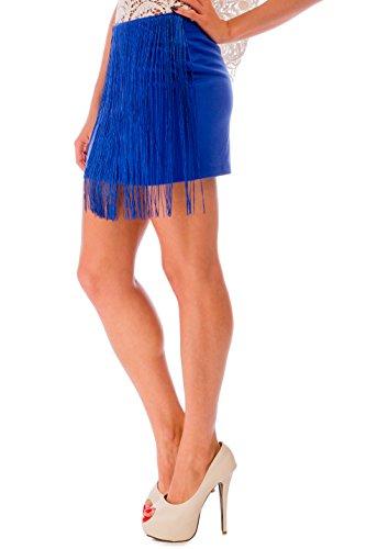 Ça Va Bien Fashion - Falda - para mujer azul real
