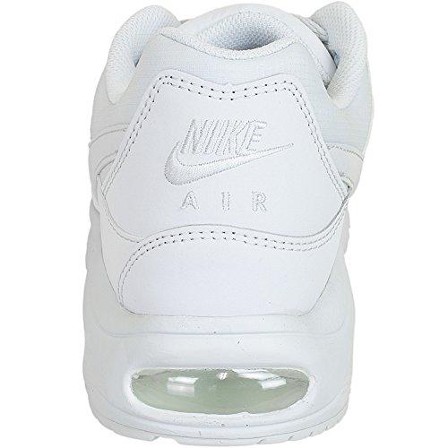 Nike Herren Air Max Command Sneaker Weiß (bianco / Bianco-bianco)
