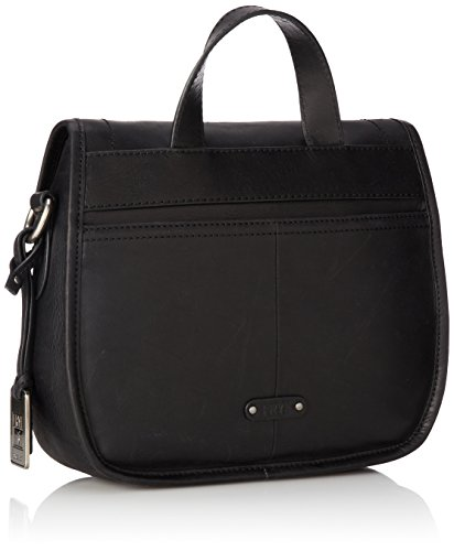 Black FRYE Parker Body Cross Handbag IqfFwUq