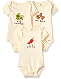 Baby Organic Cotton Bodysuits