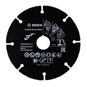 Bosch Professional Disco da taglio universale, Ø 125 mm, accessorio smerigliatrici angolari