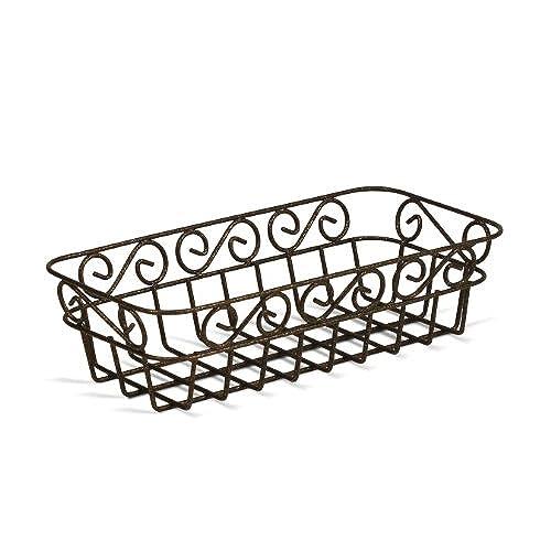 Decorative Wire Baskets: Amazon.com