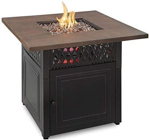 SunnyHome New and Modern Silver 48000 BTU Stainless Steel Floorstanding Propane Garden Heater