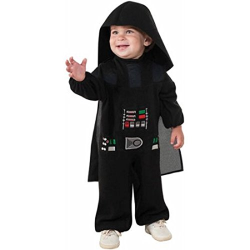 Darth Vader Toddler Costumes (Rubie's Darth Vader Toddler Costume 2T)