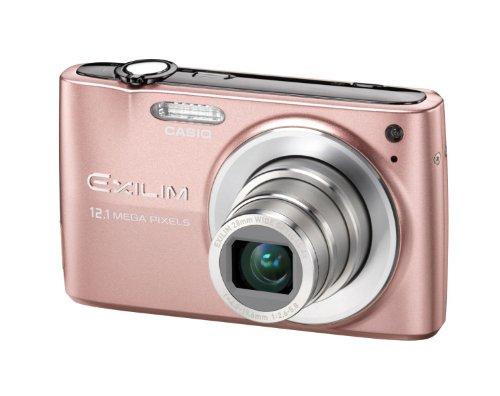 CASIO デジタルカメラ EXILIM EX-Z400 ピンク EX-Z400PK