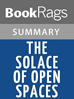 The Solace of Open Spaces Summary & Study Guide
