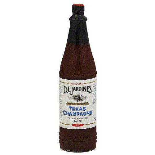 (D.L. Jardine's Texas Champagne Cayenne Pepper Sauce, 6 Ounce)
