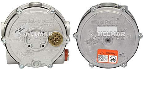Converter Package - DUO PACKAGE JB-2 IMPCO & VFF30 IMPCO REGULATOR CONVERTER LOCKOFF PROPANE GAS LPG FORKLIFT
