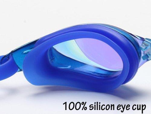Ispeed Mirror Pro Swim Goggle