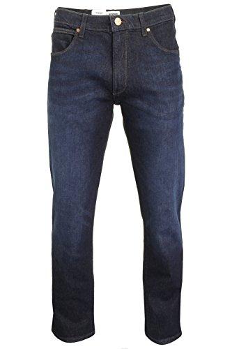 Uomo Jeans Nights Stretch Indigo Wrangler Arizona Straight xTqzF8wxpS