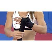 "PROSPO Boxing Mexican Stretch/Handwraps/ Spandex Bands/Hand Bandage/Protectors/ Muay Thai/MMA/ Kick Boxing/Cross Fit/Aerobics/ Punch Bag Training/Speed Ball Training/ 180"" - (1 Pair)"