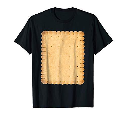 Cracker Smores Halloween Costume Shirt