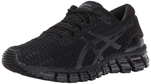 ASICS Womens Gel-Quantum 360 Shift Running Shoe, Black/White, 6 Medium US (Asics Colorful Running Shoes)