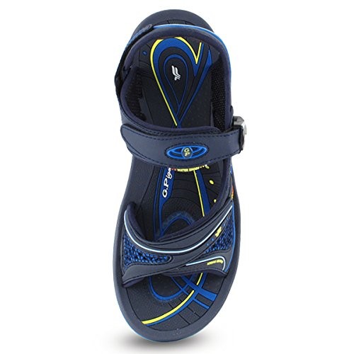 GP7678 Colors Blue Max Snap Sandals Outdoor Air Closure Lock Men Water Purple Blue Black Women TrnvqaxT