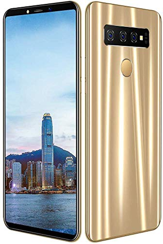 Unlocked Smartphone, GSM 3G Cell Phone with 6.1 Inch HD Touch Screen, Android 9.1, Face Recognition + Fingerprint, 8MP…