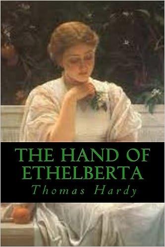 Amazon The Hand Of Ethelberta 9781539824077 Thomas Hardy