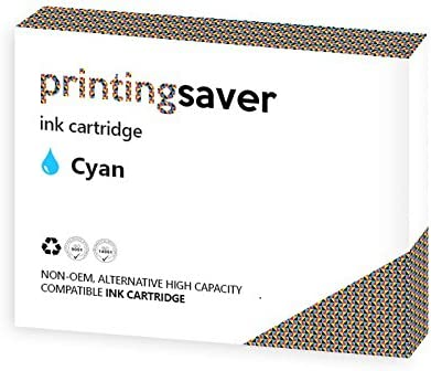 Printing Saver HP 711 XL Cian (1) Cartucho de Tinta Compatible para HP Designjet T120, T520: Amazon.es: Electrónica
