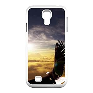 Bald Eagle Customized Cover Case for SamSung Galaxy S4 I9500,custom phone case ygtg577967