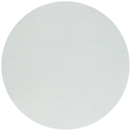 GE Whatman Reeve Angel 5202-250 Qualitative Filter Paper, Circle, Crepe Surface, Medium-Fast Speed, Grade 202, 25cm Diameter (Pack of 100)