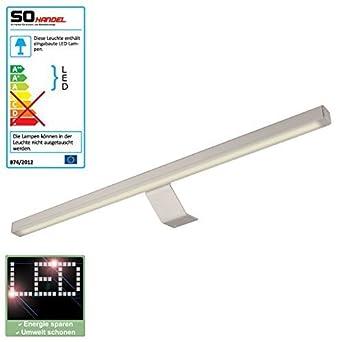 3er Komplett-Set SO-TECH LED Schrankleuchte Aufbauleuchte Warm weiß ...