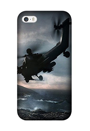 Cooliphone4Cases.com-2572-Exquisite Game Battlefield 4 Pattern Hard Phone Case Cover Protector Gifts for iPhone 7 Design by [Andrea Novak]-B01LXWFKTI-T Shirt Design