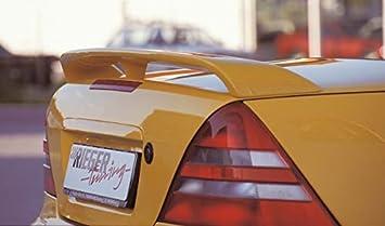 Rieger Trasero alas para Mercedes Benz SLK (R170): 09.96 – 12.00, 01.01