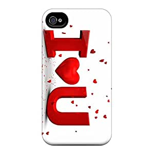 Bumper Cell-phone Hard Covers For Iphone 4/4s With Customized High Resolution Big Hero 6 Series IanJoeyPatricia