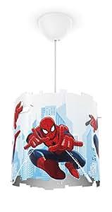 Philips Spiderman Tavan Armatürü, Watts, Mavi