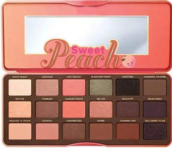 Cosmetics Gingerbread Spice 18 Color Matte Palette Natural Just White Peachy Eyeshadow 4d -