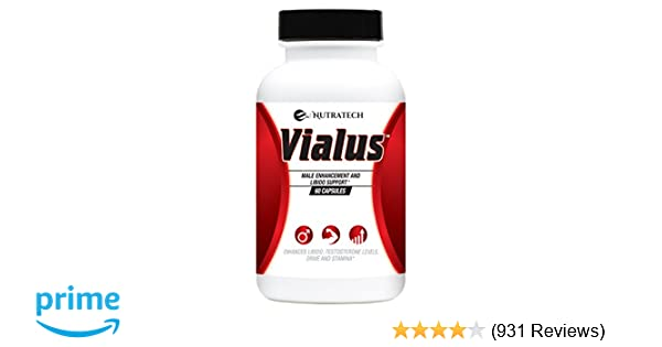 Amazon Com Vialus Male Testosterone And Performance Booster To