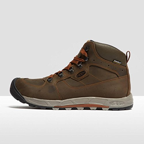 Mid US 2018 EU WP Westward 47 Olive 13 Keen Chaussures Pointures Homme Leather 578xw1