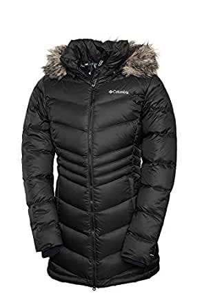 Amazon.com: COLUMBIA WOMENS' POLAR FREEZE DOWN JACKET OMNI