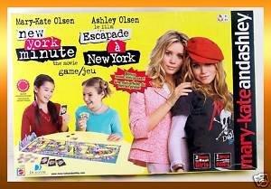 Amazon.com: Mary-Kate and Ashley Olsen New York Minute the ...  New York Minute Movie Mary Kate
