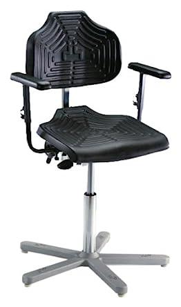 milagon Brio 12 serie wsp1210 espuma de poliuretano asiento silla de base de aluminio fundido estrella