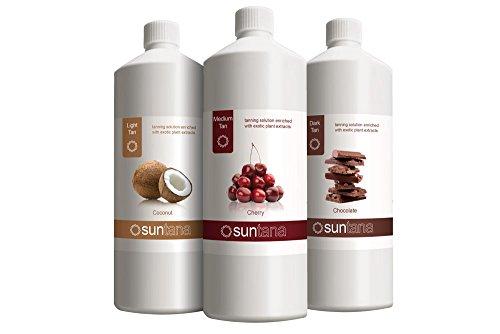 Suntana Premium Sunless Solutions Tanning