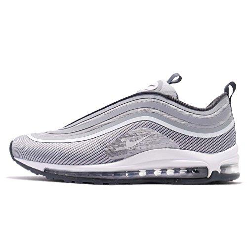 Chaussures Grey Nike Running 97 Multicolore dark white 007 '17 Air Max Homme De wolf Compétition Ul Grey wXX7RqnA
