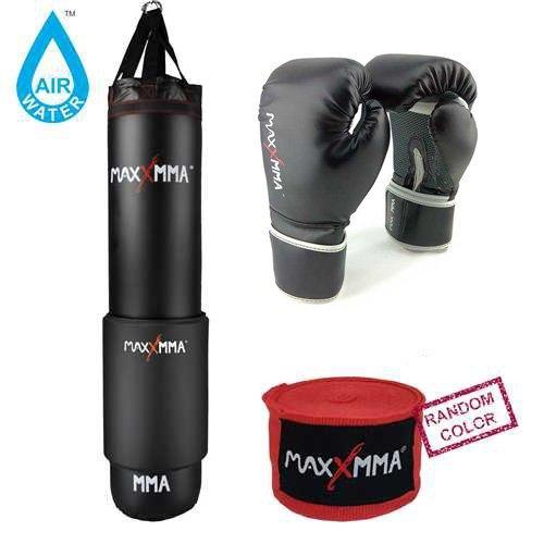 "180/"" Hand Wrap in Random Color MaxxMMA Pro Style Boxing Gloves 12,14,16 oz"