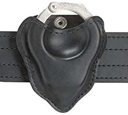 Safariland Duty Gear Open Top Handcuff Pouch (Plain Black)