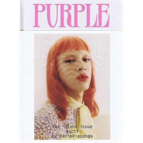 Purple Fashion 表紙画像
