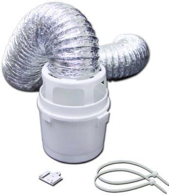 dryer water vent - 6