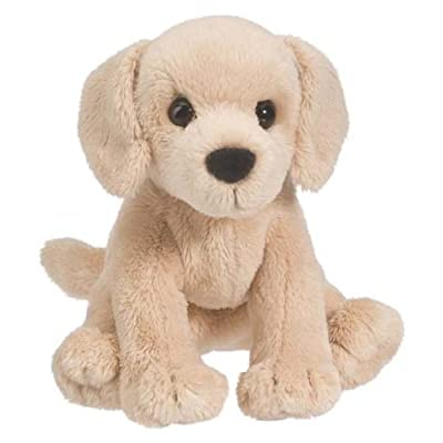 Douglas Butter Yellow Lab Plush Stuffed Animal: Toys & Games