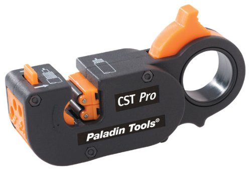 Paladin Tools PA1283 CST Pro Stripper with Blue Cassette