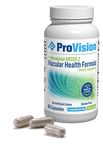 ProVision Professional AREDS 2 Macular Support Formula 60 CAPSULES Discount