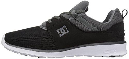 Dc Heathrow M Black green dark Us Grey Shoe 14 grey Black Skate aTrxdSa