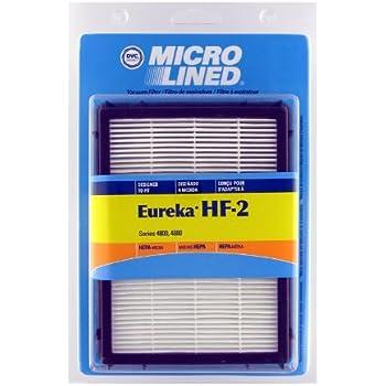 Amazon Com Eureka Hf2 Replacement Hepa Filter