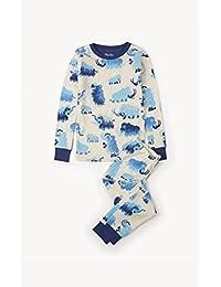 Hatley Pyjama Set - Wooly Mammoth