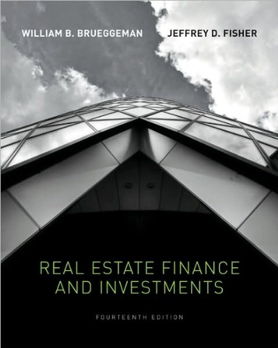 Real Estate Finance & Investments (text only) 14th edition (Real Estate And Investment 14)