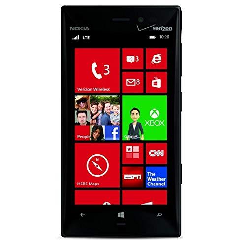 - Nokia Lumia 928 32GB Unlocked GSM 4G LTE Windows Smartphone - Black (Renewed)